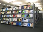 Regały stacjonarne do bibliotek Foreg 1000, Foreg 2000