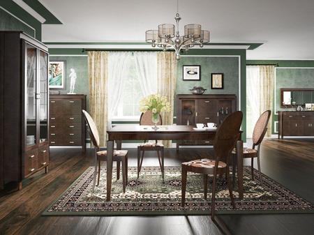 Meble do salonu, jadalni i sypialni Lolita BOGATTI