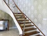 Nowoczesne schody gięte ST795 TRĄBCZYŃSKI - zdjęcie 2