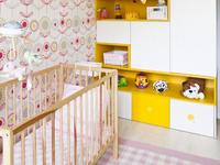 Słoneczene meble dla dzieci. Jak urządzić pokój dziecięcy?