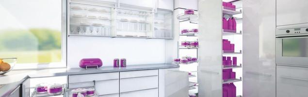 Kuchnia pełna pomysłów. Sposoby na przechowywanie w szafkach kuchennych