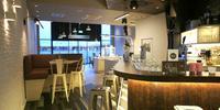 Maty dekoracyjne z tworzyw sztucznych jako dekoracje wnętrz restauracji