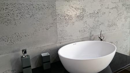 Umywalki nablatowe na wymiar LUXUM