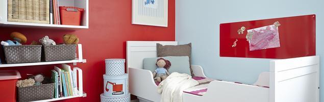 Jak pomalować pokój dziecięcy?