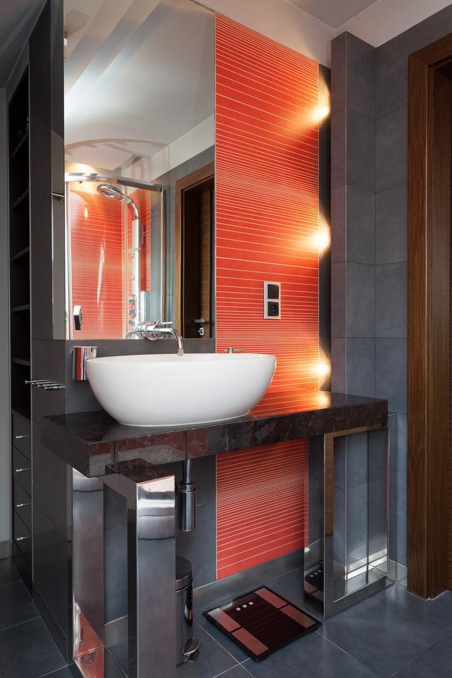 Zobacz Galerię Zdjęć Nowoczesna łazienka Aranżacja łazienki Na