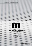 Katalog sufity metalowe Armstrong